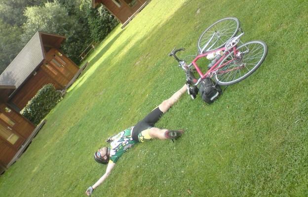 Every cyclist deserves a break