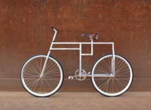 Mondrian bike