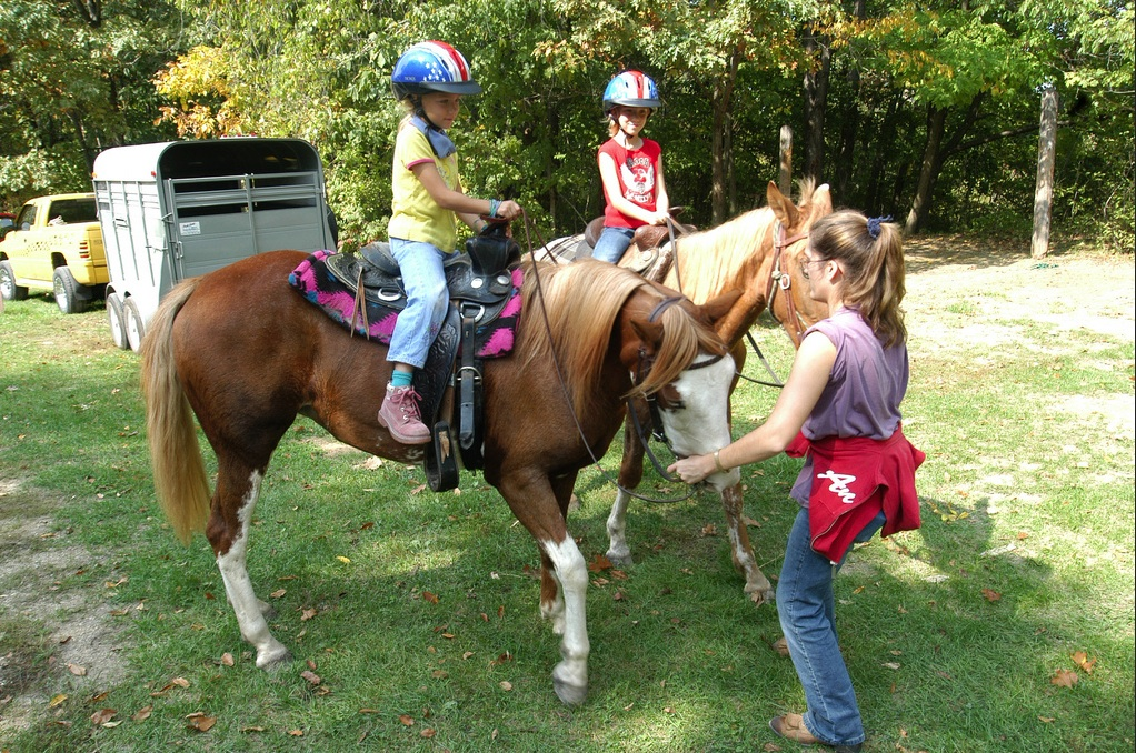Horseback Riding by Wisconsin Department of Natural Resources